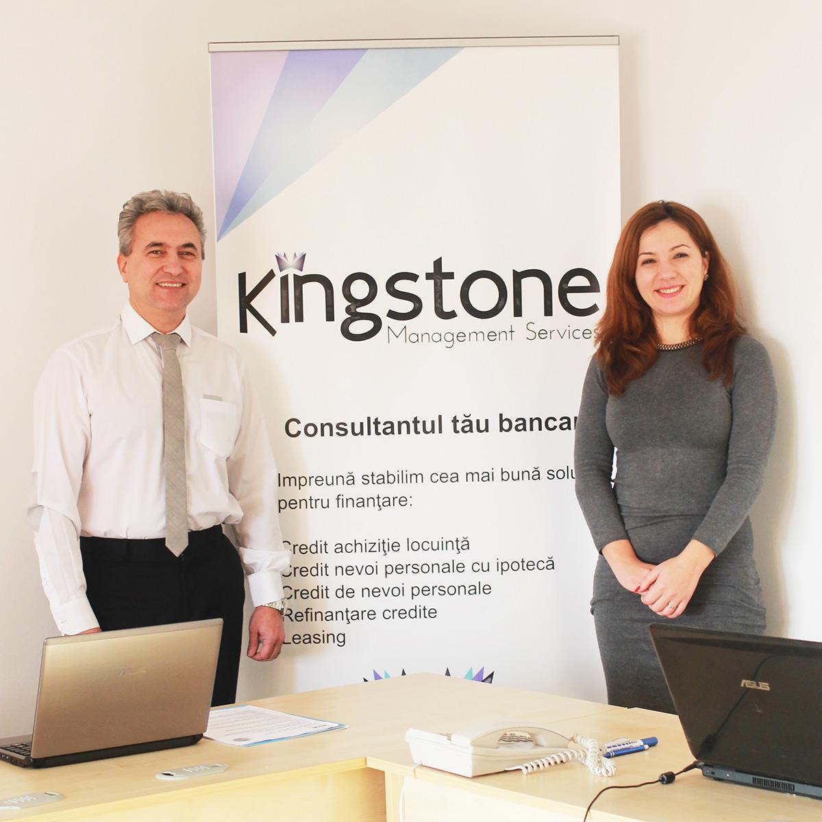 Cristian Mihai si Dana Lixandru, membri fondatori Kingstone Management copy