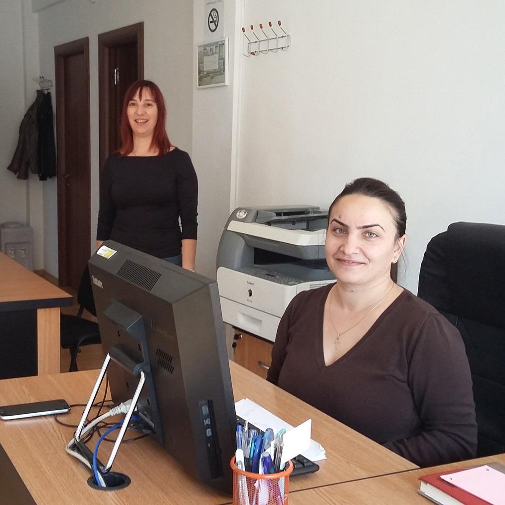 Luminita Caciu si Ionela Vasile- Kingstone Constanta