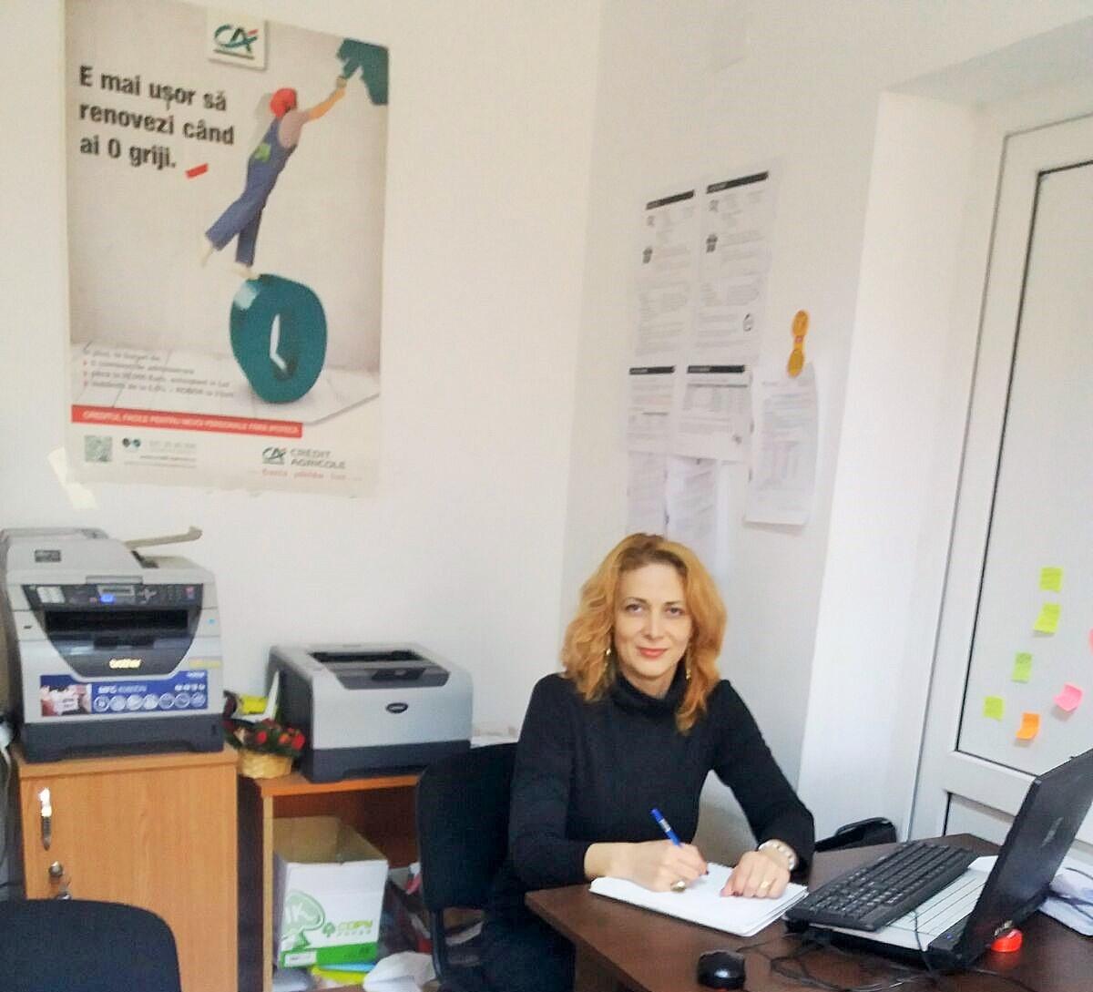 Raluca Carut-Kingstone Craiova